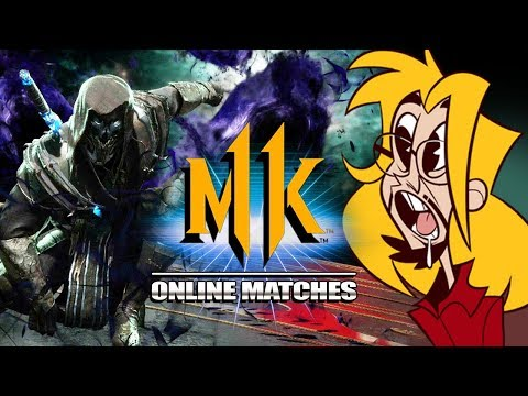 I -LOVE- THIS CHARACTER - N00b Saibot: MK11 Online Matches