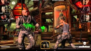 NVIDIA SHIELD Tablet K1 - Mortal Kombat X