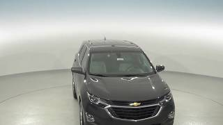 182809 - New, 2018, Chevrolet Equinox, LT, Gray, SUV, Test Drive, Review, For Sale -