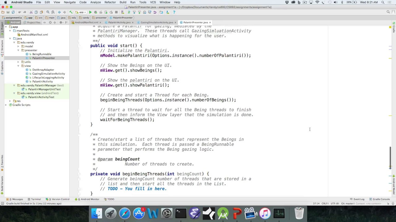 walkthrough of programming assignment 1a walkthrough of programming assignment 1a