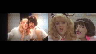 Queen — I Want To Break Free (Original vs Movie) Comparison   reuploaded  
