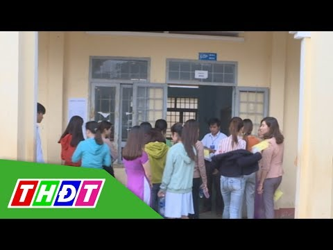 Giáo viên bị hợp đồng thừa ở Đắk Lắk phải thi tuyển | THDT