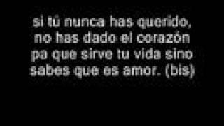yo te ame