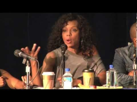 HOWARD HOMECOMING 2012. THE PANEL FEAT. WENDY RAQUEL ROBINSON