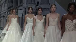 Пышные свадебные платья Justin Alexander 2017