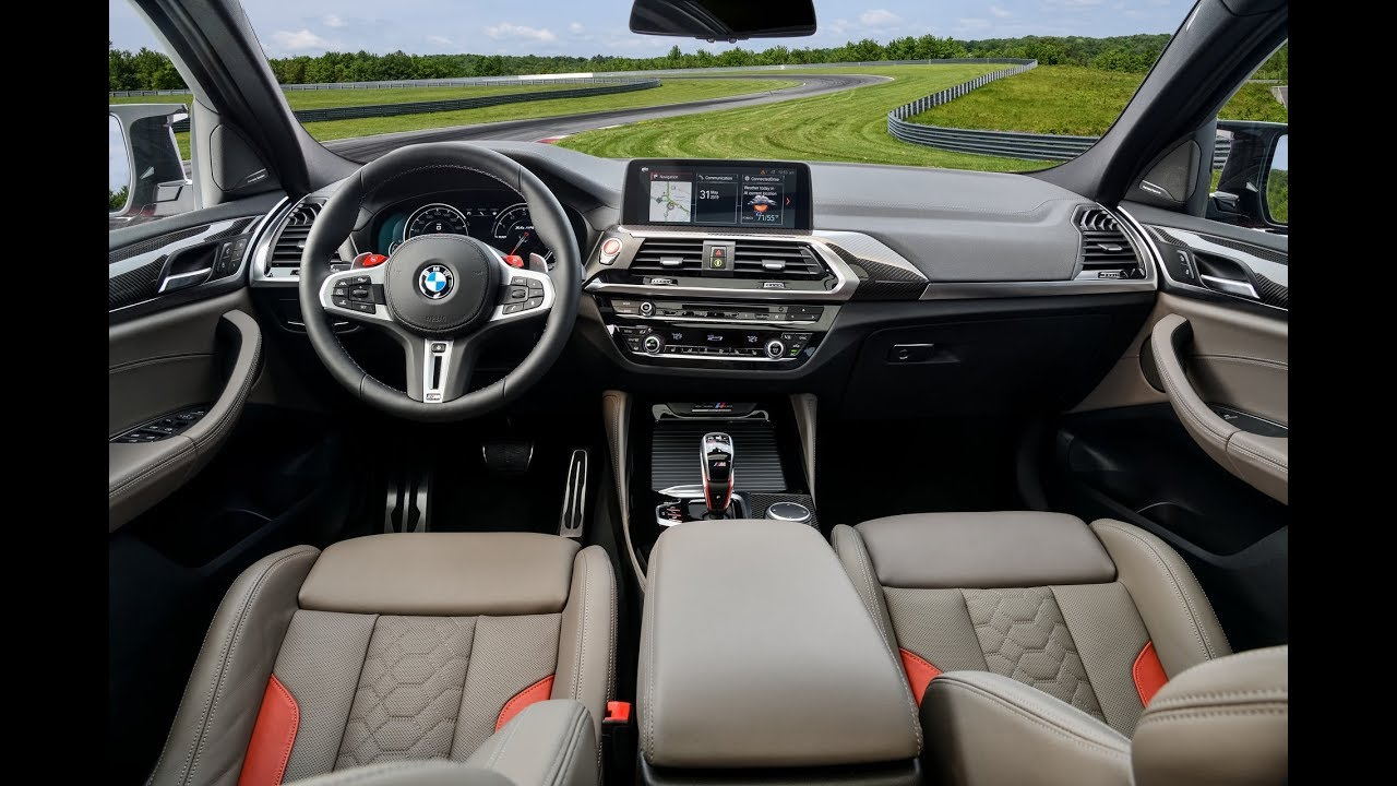 2020 Bmw X4 Xdrive30i Interior