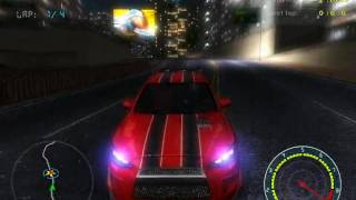 Street Racing Stars PC Game Gameplay