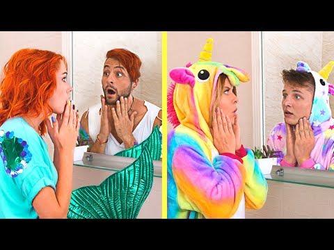 8 Increbles Recetas De Postres De Unicornio / Ideas De Comida Mgica