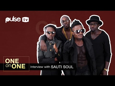 Sauti Sol, Kenyan Afro Pop Band on Media Tour of Nigeria | One-On-One Chat | Pulse TV