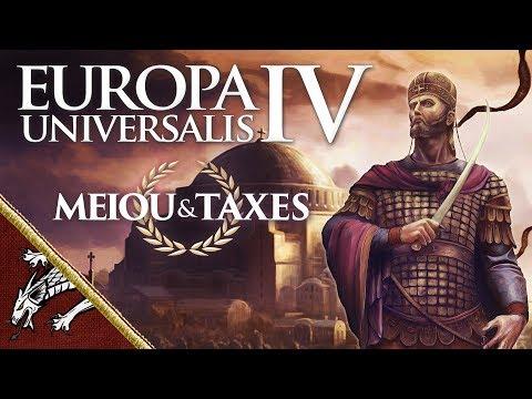 EU4 MEIOU & Taxes 2.0 Ep15 Roman Revival Campaign