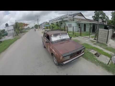 Cuba en bicicleta - Caibarien