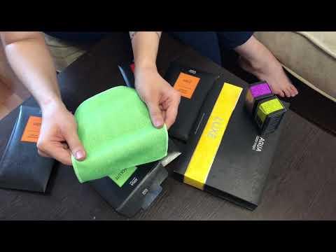 Greenway aquamagic проверка в действии! Салфетка для стекла, мытья посуды, планшетов и автомобиля