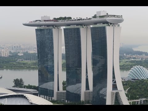 THE BEST HOTEL IN THE WORLD | MARINA BAY SANDS | SINGAPORE