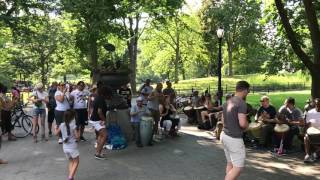 Gambar cover Central Park NYC