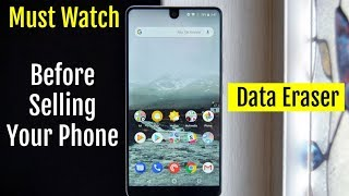 How To Permanently Delete Data From Android Phone
