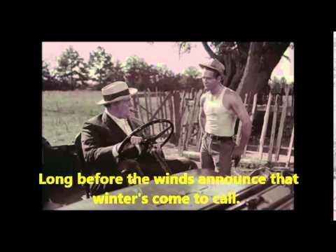 The Long Hot Summer movie lyrics