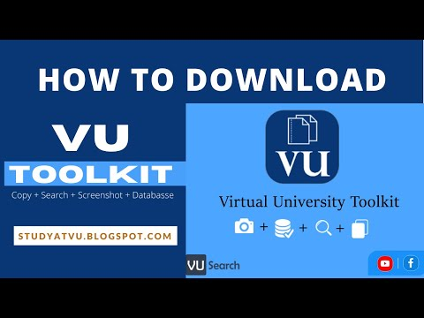 how-to-download-and-install-vu-toolkit-for-vu-quiz-copy-question