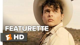 Hail, Caesar! Featurette - The Cowboy (2016) - Alden Ehrenreich Movie HD