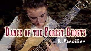 Merce Font -  III.Dance of the Forest Ghosts by K.Vassiliev