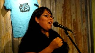 Roanna Shebala - Feature: When the Desert Wind Chimes a Song (Tucson Youth Poetry Slam, August 2012)