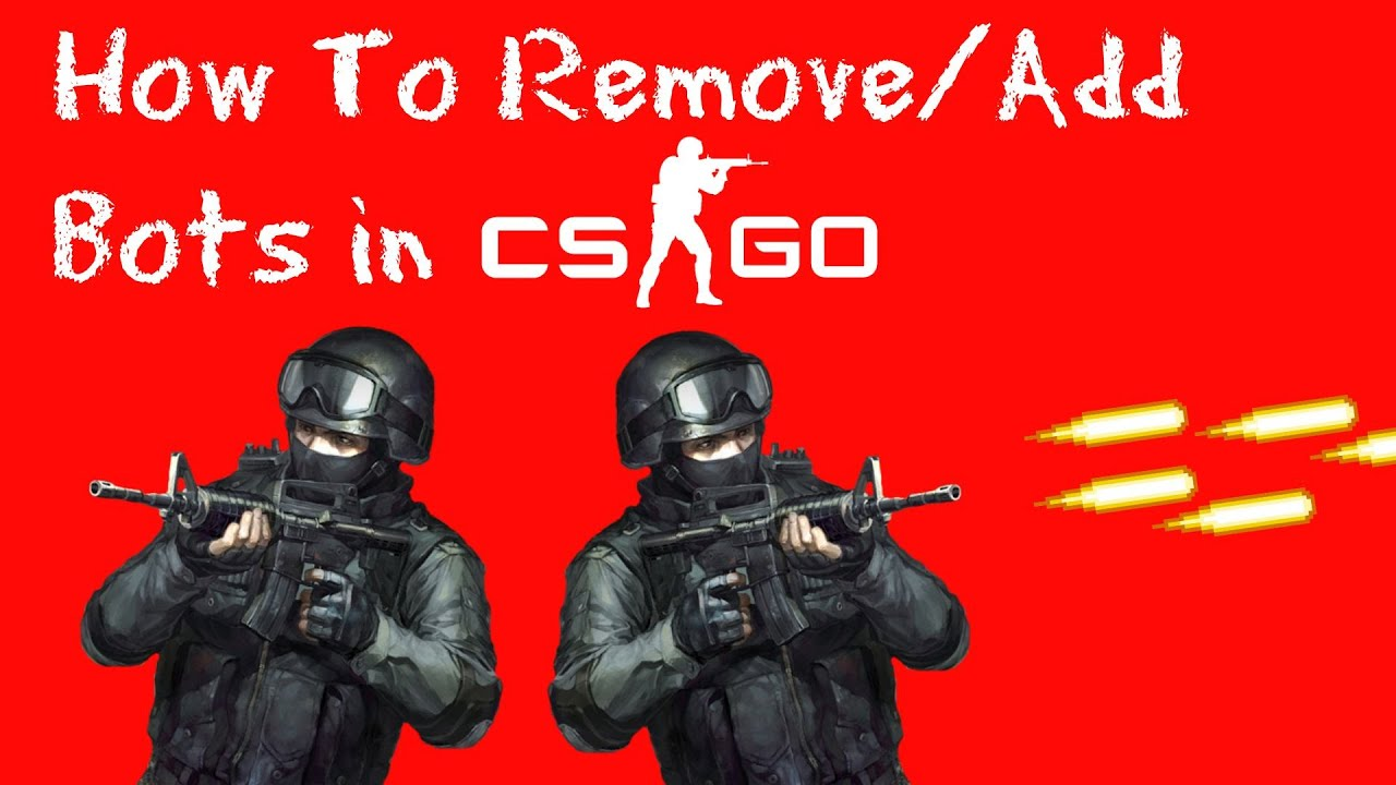 How to remove bots
