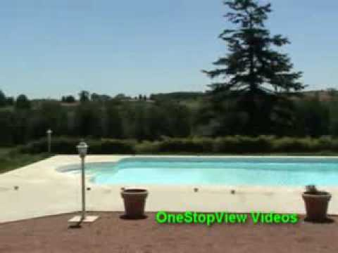 Property Video of Chambres D'Hotes for sale in Burgundy, FRANCE.
