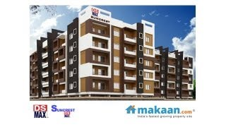 DS Max Suncrest, Kanakapura Road, Bangalore, Residential Apartments