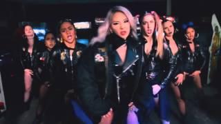 CL ( 씨엘 Of 2NE1 ) - 'HELLO BITCHES' (DANCE PERFORMANCE VIDEO)