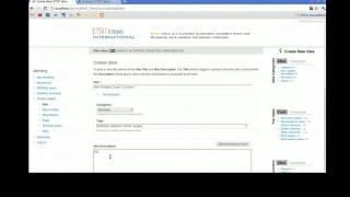 Integration between idea management and hrms (talent management)