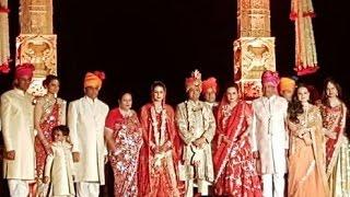 Nepal Businessman Varun Chaudhary Wedding In Udaipur