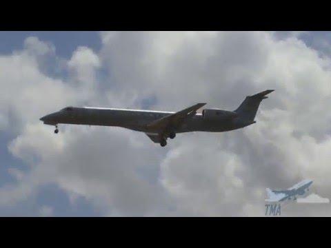 [SBFZ/ FOR] Sequência de Aproximações Finais Embraer ERJ-145ER (C-99) FAB2523 05/12/2015