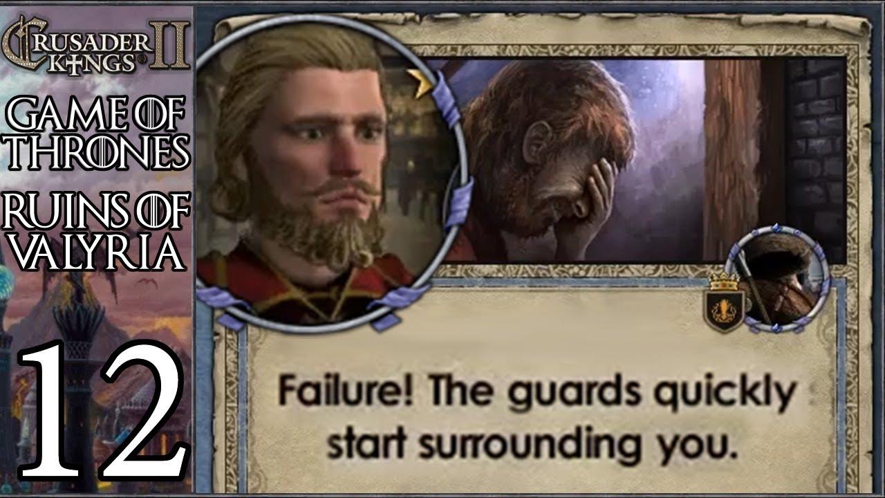 CK2 Game of Thrones: Ruins of Valyria #12 - Spyce Raek the