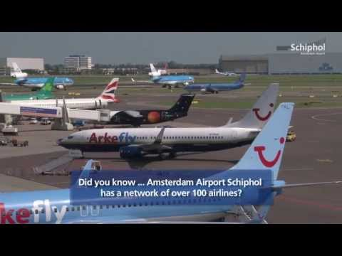 Facts and figures: air traffic at Amsterdam Airport Schiphol