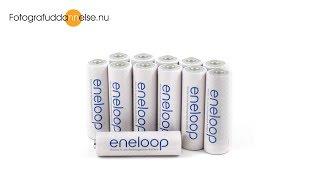 Batterier til flash