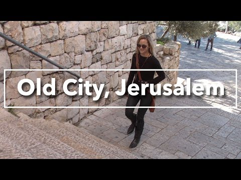 ThisIsIsrael.Today - Old City, Jerusalem
