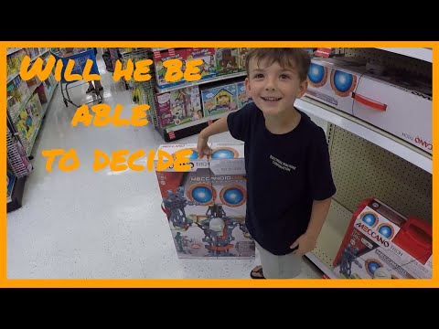 Toy Hunting at Toys-R-Us - Ultimate shopping experience.