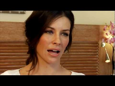 Evangeline Lilly French  about the end of LOST