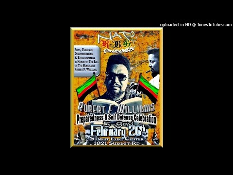 RBG BLAKADEMIX-TAPE VOL.2 - 10 -  Robert F. Williams - Niggas With Guns Salute