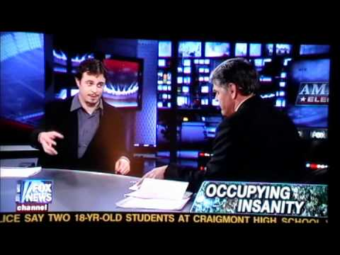 Occupy Wall Street Douche Bag Gets Completely Owned on Fox News