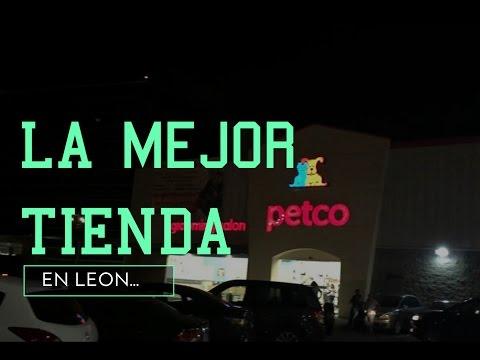 ✔LA MEJOR TIENDA DE MASCOTAS EN LEON GTO!!! DIA 09/10/2015 VLOGS DIARIOS LEON GUANAJUATO