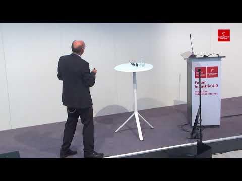 Forum Industrie 4.0 - Prof. Dr.-Ing. Ulrich Epple