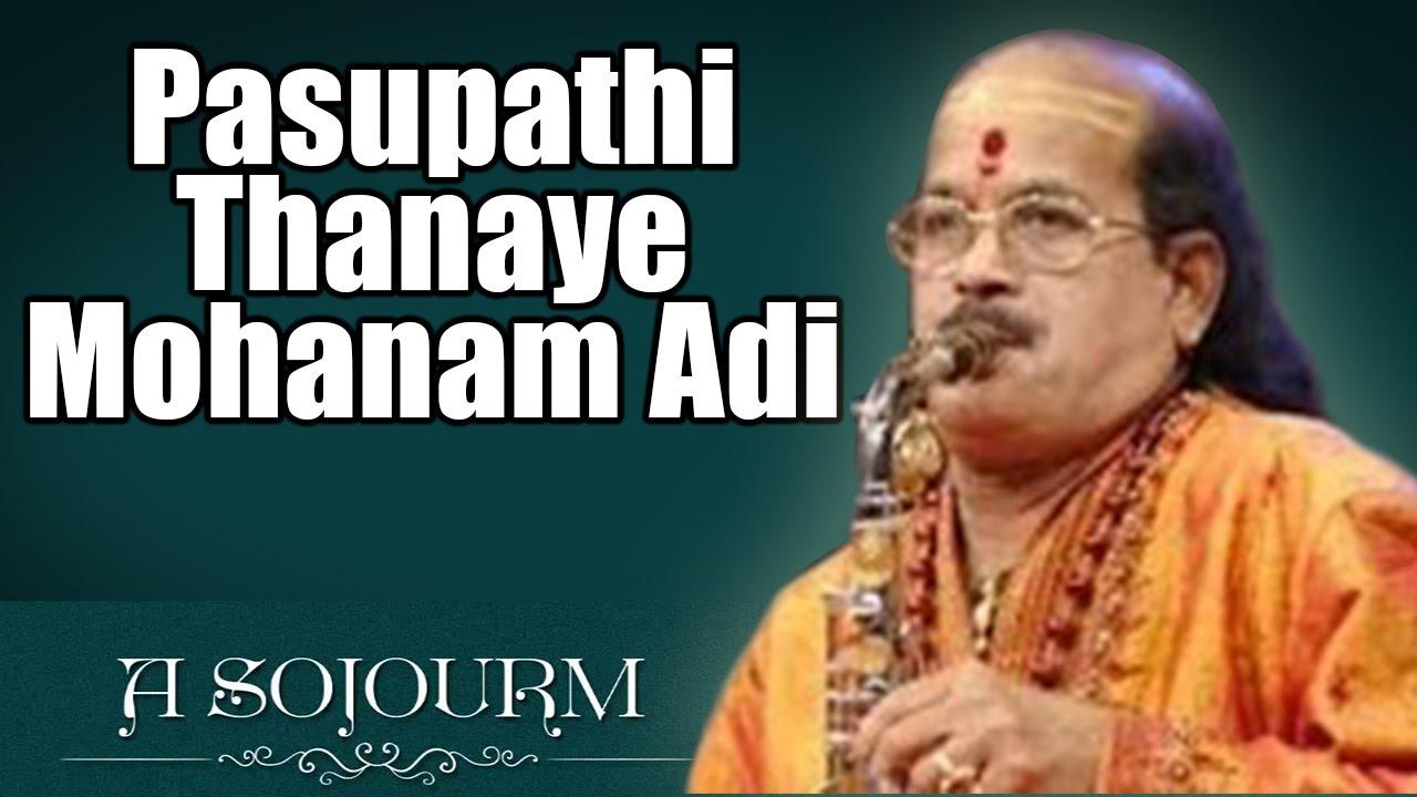 Pasupathi Thanaye Mohanam Adi - Kadri Gopalnath (Album: A Sojourn)