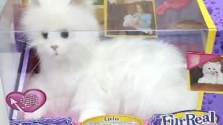 "Интерактивная игрушка ""Кошка Лулу"" FurReal Friends"