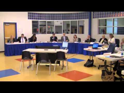 Rockwood School District Board of Education Meeting - April 9, 2015