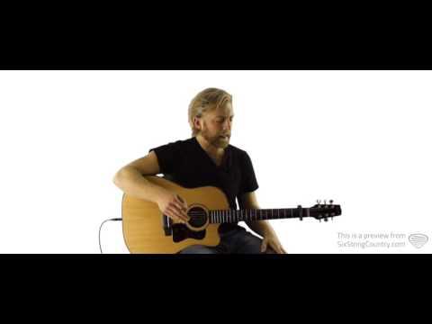 Move - Luke Bryan - Guitar Lesson and Tutorial