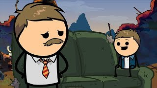Big Sausage Pizza - Cyanide & Happiness Shorts