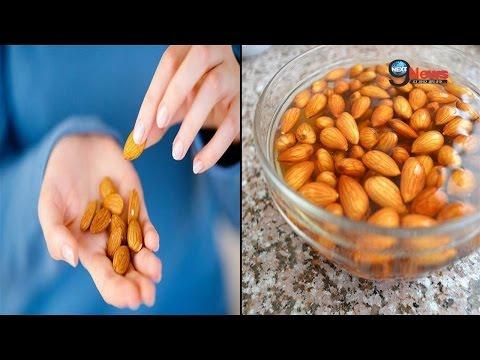 सुबह भीगे बादाम खाने के ये है चमत्कारिक फायदे..  Health News: Benefits Of Almonds
