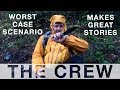 "Crazy Life of Adventure Film Making ""The Crew"", Series Trailer - Short Version"