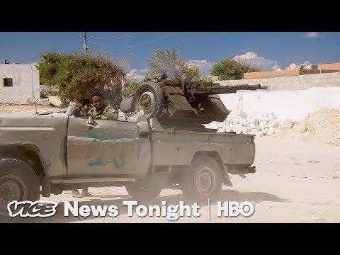 Libya's Endless Turmoil & Columbine Anniversary: VICE News Tonight Full Episode (HBO)
