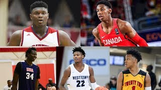 Video On ESPN's Top 10 Ranked Recruits In The 2018 Class!